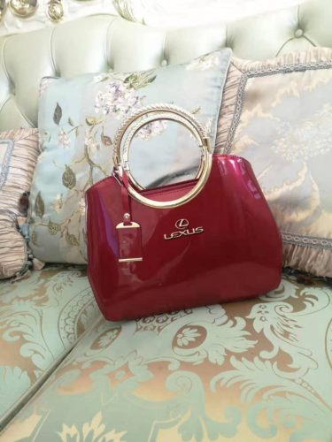 LXUS Deluxe Women Handbag With Free Matching Wallet New S photo review